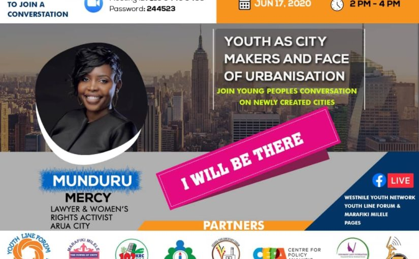 Youth as City Makers and Faces of Urbanisation